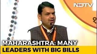 Bungalows Of Devendra Fadnavis 18 Ministers Owe Lakhs In Water Bills