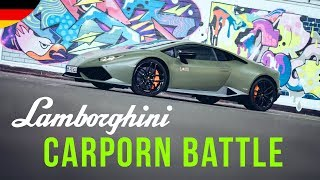 Die 10 besten CARPORNS! Lamborghini Carporn BATTLE