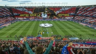 Atletico Madrid vs Barcelona CHAMPIONS 13042016 FRENTE ATLETICO