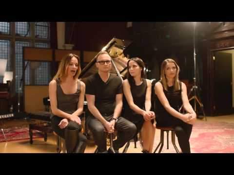 The Corrs - 'White Light' interview - part 1