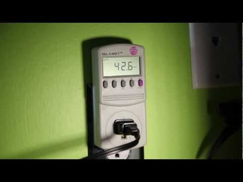Lower your electricity bill with the Kill-A-Watt device
