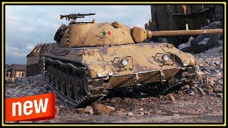 Prototipo Standard B - New Tier IX Italian Medium Tank - World of Tanks Gameplay
