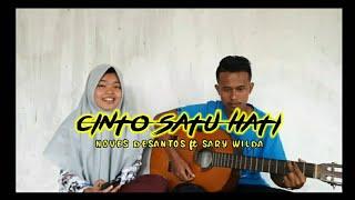 Cinto Satu Hati Cover By Noves Desantos Ft Sari Wilda