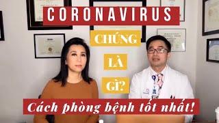 CORONAVIRUS - Cách phòng ngừa tốt nhất hiện nay