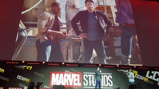 MARVEL STUDIOS CCXP NEW PHASE 4 REVEALS Eternals Footage, Wandavision, Falcon Winter Soldier