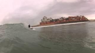 Surfing North Morocco 2016