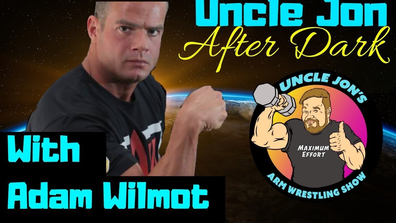 "Uncle Jon After Dark with ""The Angry Bird"" Adam Wilmot 