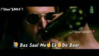 Chod Diya Hai Maine Peena Kaise Jiyunga Kaise Bata De Mujhko Tere Bina  Status Lyrics Video