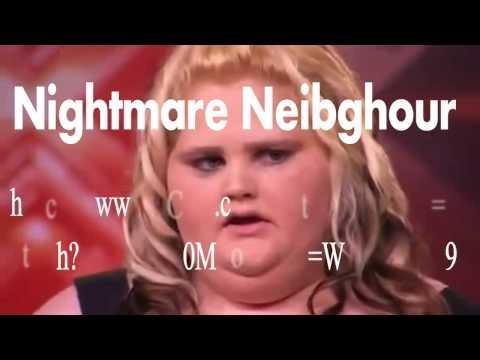 Nightmare Neighbour Emma