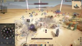 Node War 19.06.17 /// Black Desert Ninja PVP 4k