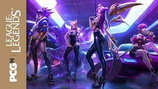 League of Legends patch 8.21: Halloween and K/DA Skins