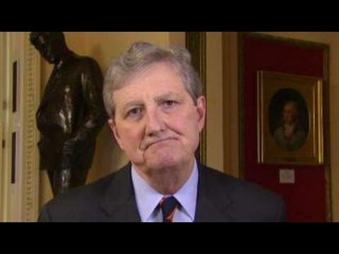 Sen. Kennedy on Trump's tax plan: Not a tax bill, it's a jobs bill