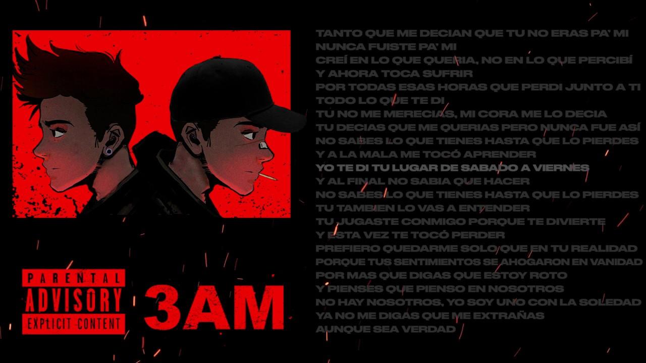 3AM - Hasta Que Lo Pierdes