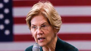 Elizabeth Warren drafts a bill taking aim at mega mergers: Report