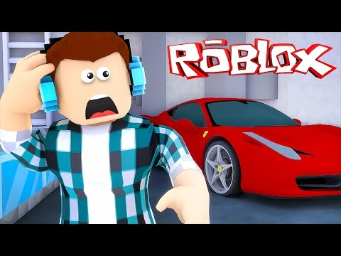 Roblox – QUEBREI MEU CARRO !! ( Roblox Car crushers )