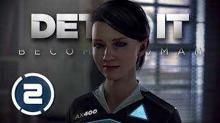 KOCHANY TATUŚ, TAKA JEGO.. || Detroit: Become Human [#2]