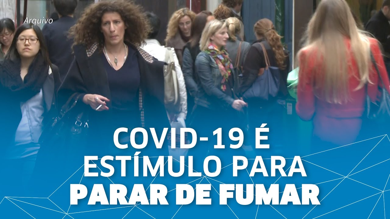 Hábitos de fumar aumentam as chances de infectados desenvolveram casos graves do coronavírus