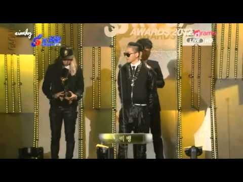 130213 Bigbang Febuary Top 2nd Gaon Chart K-Pop Awards