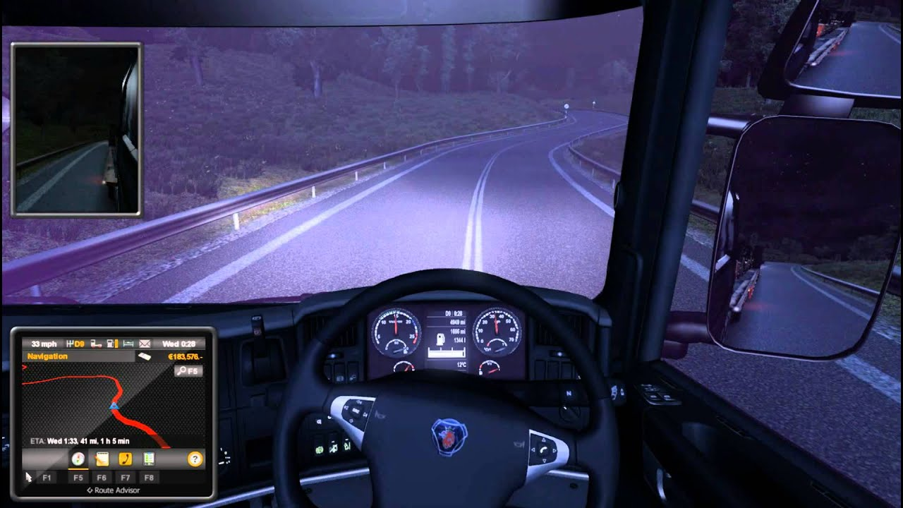 World of Trucks is coming!! (Euro Truck Sim 2 Multiplayer ...