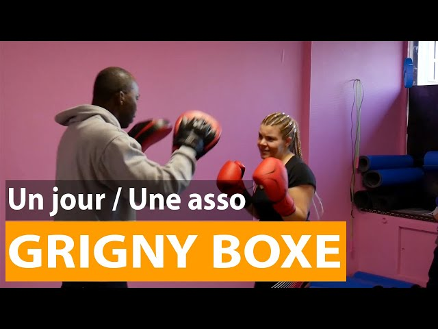 Grigny Boxe - UN JOUR UNE ASSO