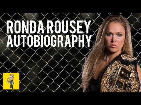 My Fight / Your Fight - RONDA ROUSEY | Animated Book Summary