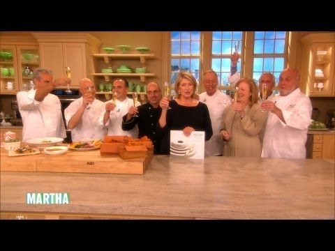 James Beard Award-Winning Chefs⎢Martha Stewart