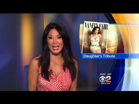 Sharon Tay 2015/06/22 CBS2 Los Angeles HD