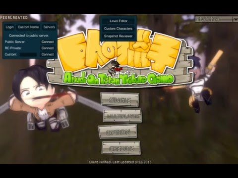 Download Rc Mod AOTTG