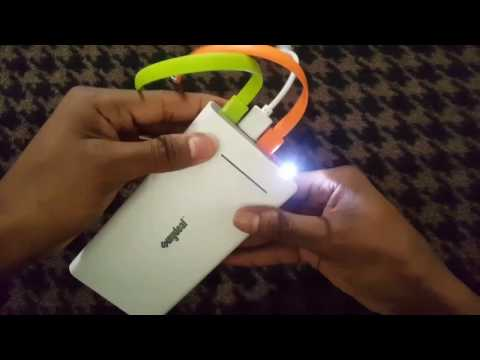 SunyDeal 30,000 mah Power Bank Unboxing Review by Slick