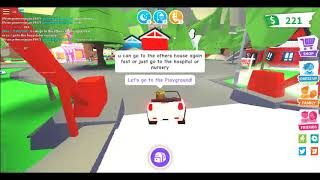 Few tips how to work money fast on adopt me :/ (roblox)