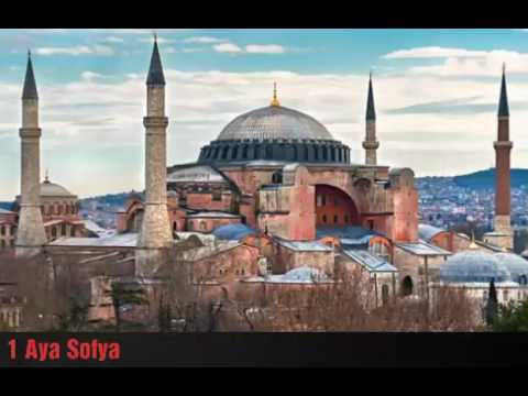 12 Top-Rated Places Tourist Attractions in Turkey
