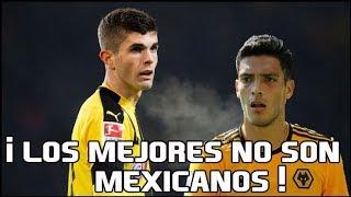Los 10 mejores futbolistas de la CONCACAF