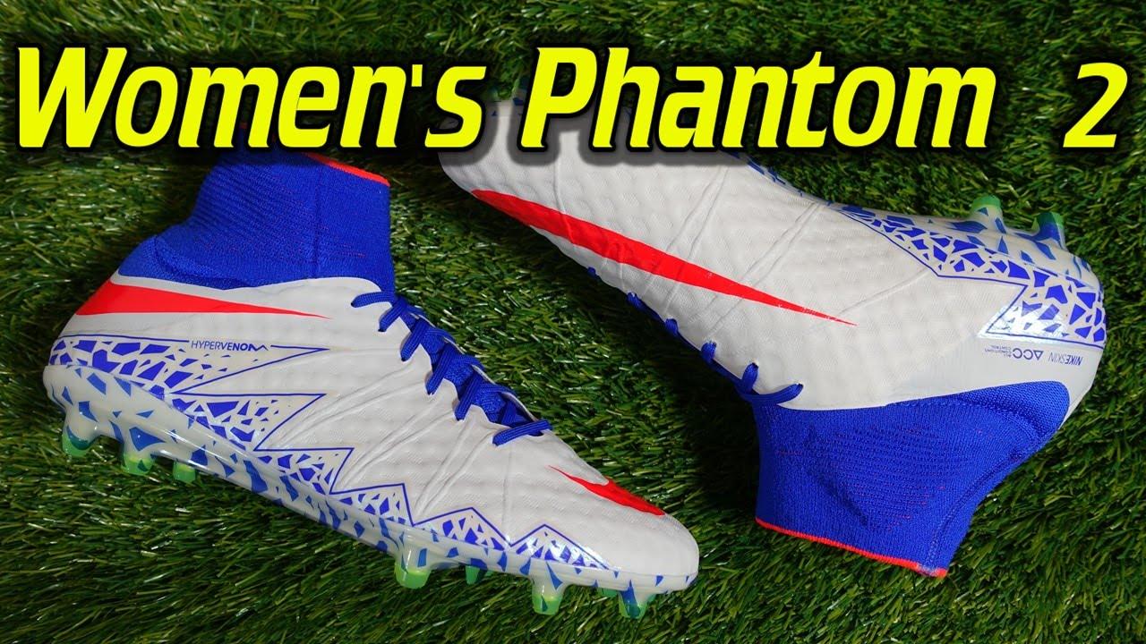 Women s Nike Hypervenom Phantom 2 v2 (Spark Brilliance Olympic Pack) -  Review + On Feet d32c4bfac