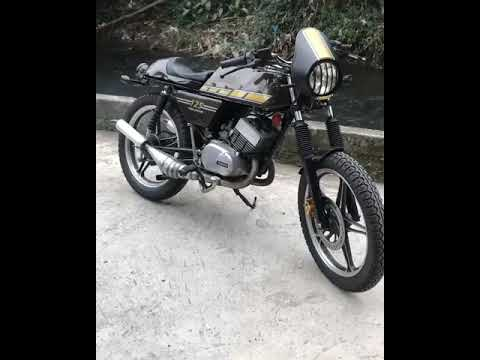 Yamaha RD125 1974