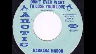 """Barbara Mason """"Don"""