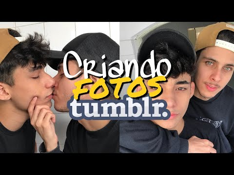 CRIANDO FOTOS TUMBLR DE CASAL FT. ZECSINHO