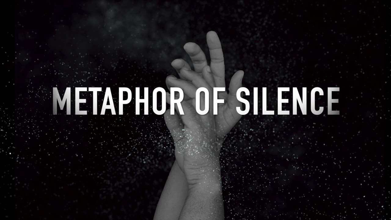 metaphors for silence