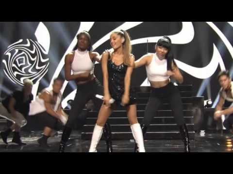 Ariana Grande; Mariah Carey - Honey Problem (featuring Iggy Azalea, Mase, The Lax)