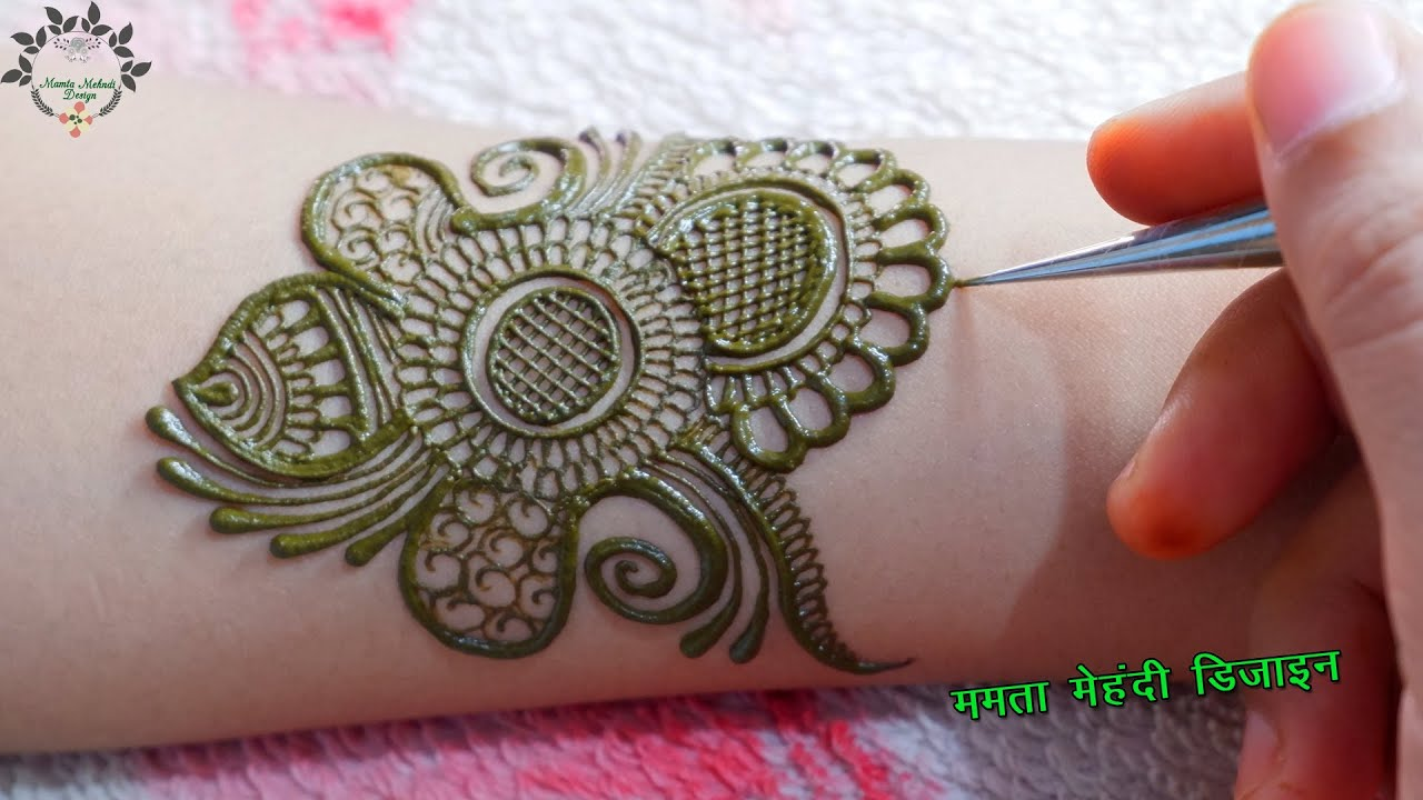 Front Hand Mehndi Designs 2020 | Easy Beautiful Mehndi Designs For Hands | Mamta Mehndi Design