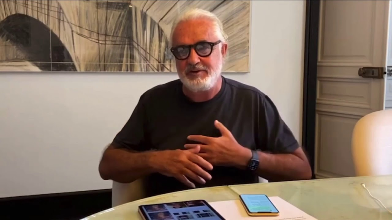 Flavio Briatore: COMUNISTI MATTI ED INCAPACI