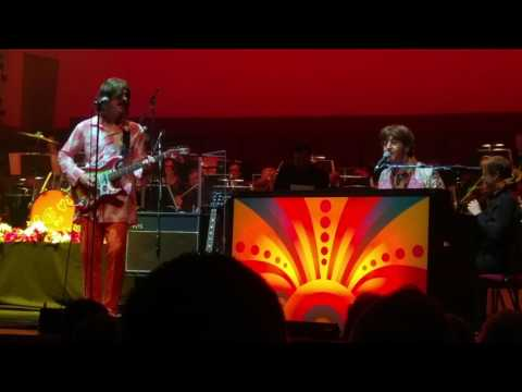 The Bootleg Beatles and the Royal Liverpool philharmonic orchestra - baby you're a rich man