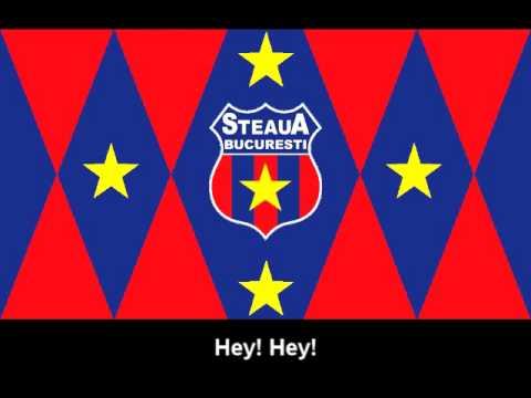 Imnul Steaua București (Versuri) - Hino do Steaua Bucareste (letra)
