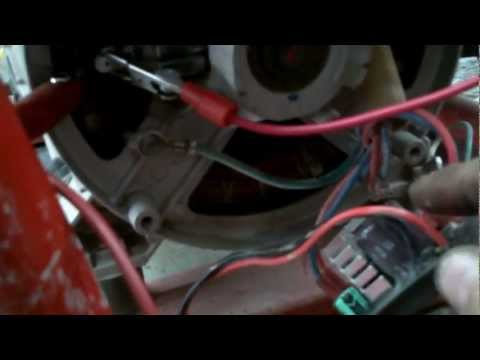ELECTRIC GENERATOR REPAIR : how to diagnose a generator that is not putting out power
