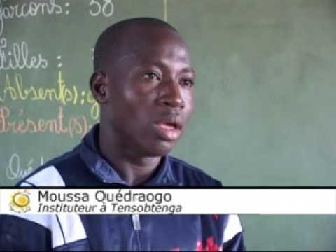 Interview de Moussa Ouédraogo, Burkina Faso