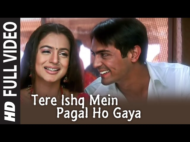 Tere Ishq Mein Pagal Ho Gaya [Full Song] Humko Tumse Pyaar Hai Travel Video