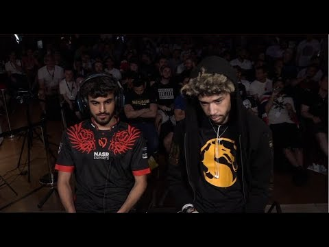 MK11 Pro Kompetition: Tekken Master Vs Dizzy (Top 8) Viennality 2019