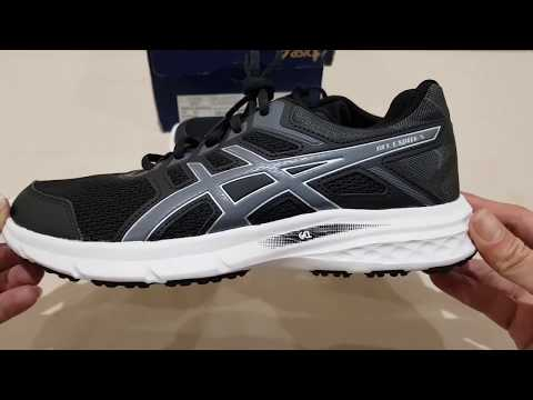 unboxing-asics-gel-excite-5-black-t7f3n-9097-running-shoes-sepati-lari-(100%-original-asli)-no-kw-!!