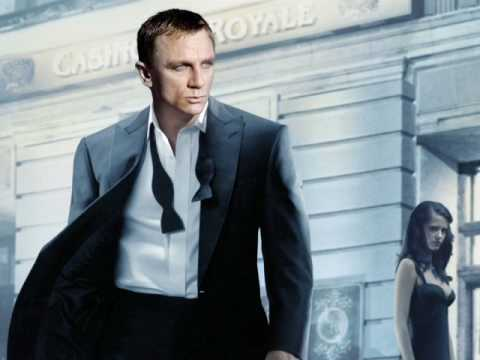 Video Casino royale 2006 theme song youtube