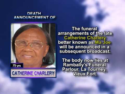 Catherine Charlery short