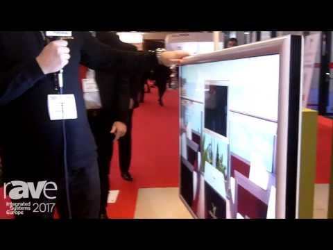 ISE 2017: Videotree Launches Titan Outdoor Television